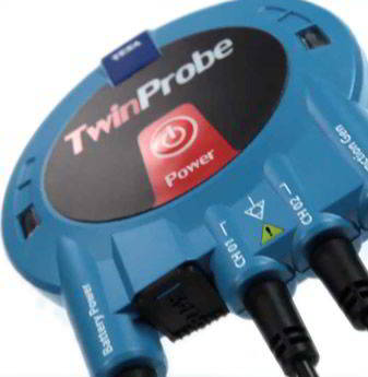 Osciloscopio Twin Probe TEXA